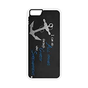 philippians 413 iPhone 6 4.7 Inch Cell Phone Case White DA03-142397