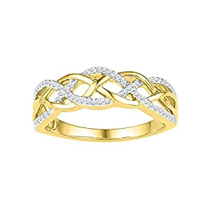 1/5 Total Carat Weight DIAMOND FASHION BAND