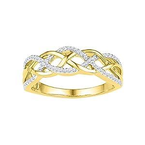 1/5 Total Carat Weight DIAMOND FASHION BAND