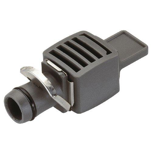 """Gardena Micro-Drip-System Verschlussstopfen, 13 mm (1/2""""): Praktisches Endstück zum Verschluss des Verlegerohrs (Art.-Nr. 1346, 1347) (8324-20)"""