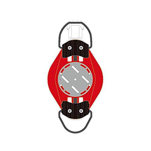 18-19 ACT GEAR アクトギア ビンディング HYPER GLIDE ハイパーグライド ALPAIN アルペン アルパイン BINDING バインディング スノーボード B07GCW4H1J ML(22~28cm)|MAT_RED MAT_RED ML(22~28cm)