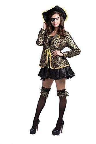 Halloween Anime Loli Hestia Familia Myth Cosplay Costume Dress (M)]()