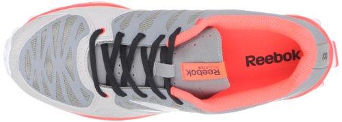 Zapatillas De Entrenamiento Cruzado Reebok Hombres Realflex Transition 2.0 Planas Gris / Gris Zinc / Vitamina C
