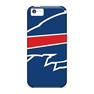 Rosesea Custom Personalized Iphone 5c Hard Back With Bumper Cases Covers Buffalo Bills