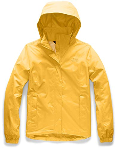 2019 Yellow Fleece - The North Face Women's Resolve Jacket, TNF Yellow, L