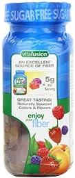 Vitafusion Fiber Well Fit Gummies, 90 Count