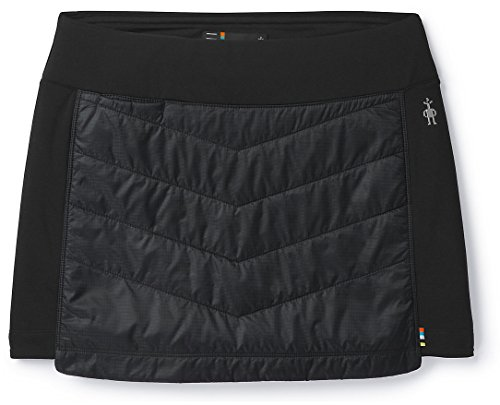 (SmartWool Women's Smartloft 60 Skirt Black X-Large)