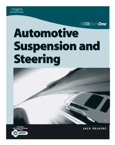 TechOne: Automotive Suspension and Steering