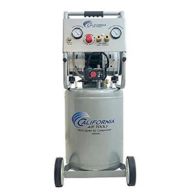 California Air Tools 10020CAD 110-Volt 10 Gallon Steel Tank Air Compressor