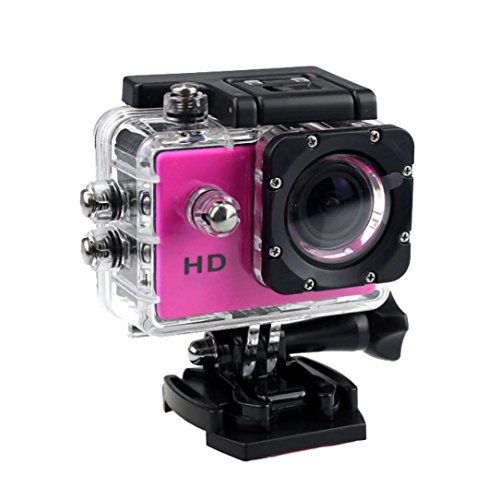 Action Sports Tuscom Waterproof Screen Camcorder