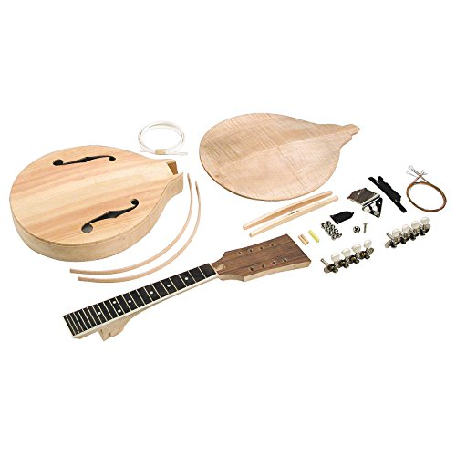 Saga AM-10 A-Model Mandolin Kit by SAGA
