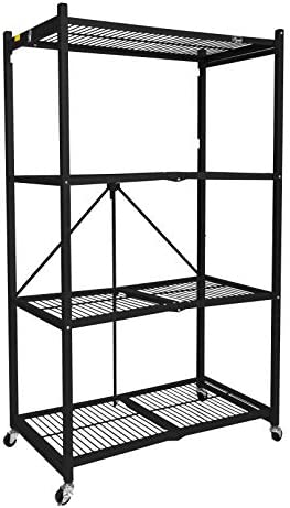 picture of Origami 4 Shelf Foldable Storage Unit on 3