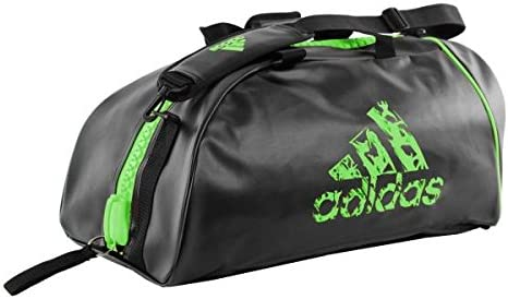 adidas Sport - Bolsa de Deporte, tamaño L, Piel sintética ...