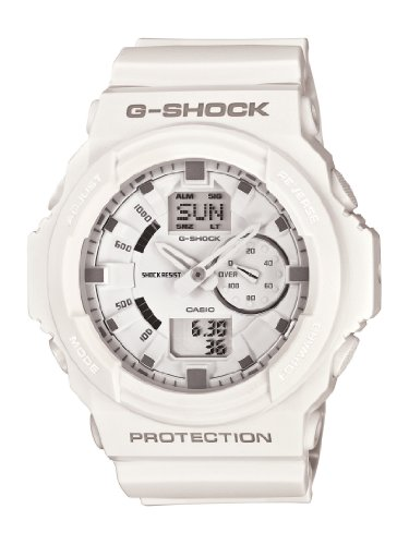 Casio Men's GA150-7ACR G-Shock Magnetic Resistant Multi-Function Watch ()