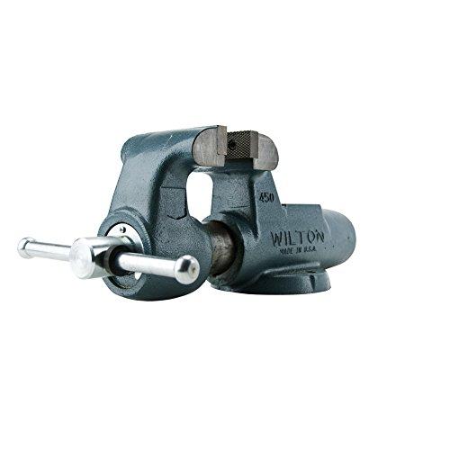 Wilton 16/3S Machinist Swivel Base Vise ()
