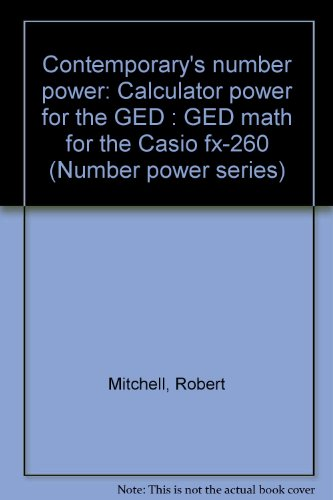 Calculator Power for the GED (GED Calculators)
