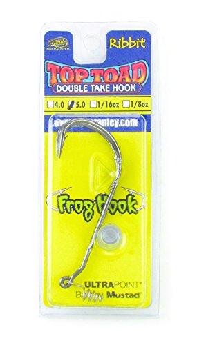 Stanley SRDT1-50 Ribbit Double Take Fishing Hook
