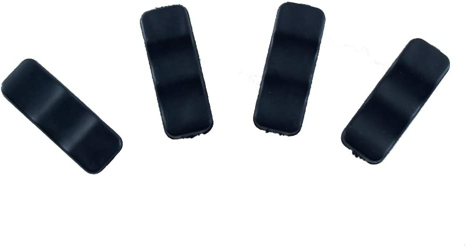 Laptop Feet Rubber Foot Pad Replacement for Lenovo ThinkPad IBM X200 X201 4PCS /Set Bottom Case
