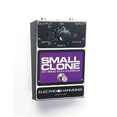 Electoro Harmonix Small Clone