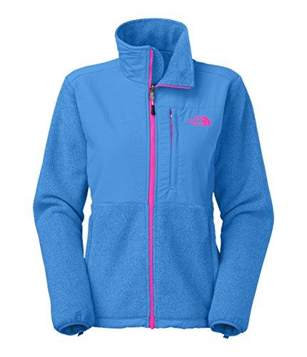 The North Face Women Denali Jacket, Clear Lake Blue, (Blue Denali Fleece)