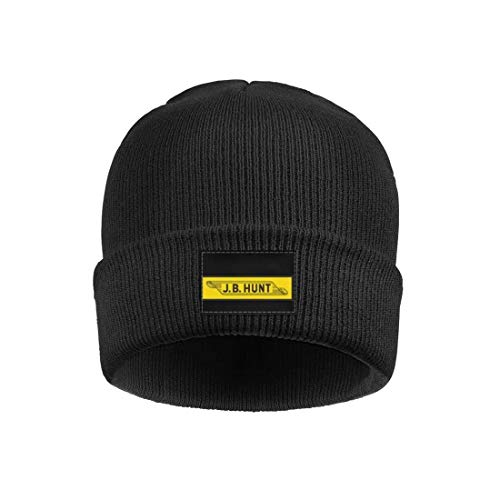 65d0f277c5566 GRFF Unisex Black JB-Hunt- Wool Caps Soft Slouchy Ski Hat for Mens Womens  Beanie Hats