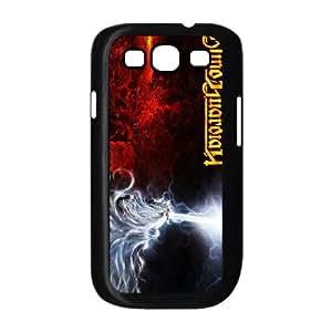 Samsung Galaxy S3 9300 Cell Phone Case Covers Black Blind Guardian Fiydj