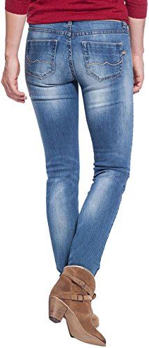 Jeans Stone Bonobo Bleu Slim Femme f7dnxwqZ1d