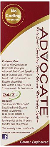 Advocate-Redi-Code-Plus-Speaking-Blood-Glucose-Monitoring-Kit