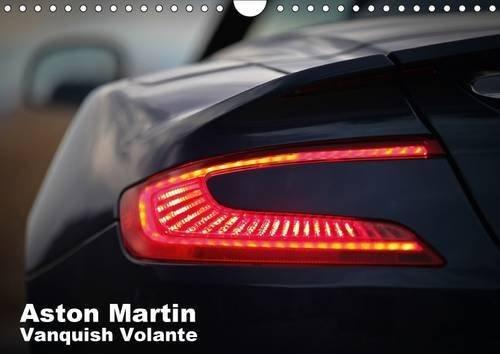 The Aston Martin Vanquish Volante / UK-Version 2016 (Calvendo Mobility) by Juergen Wolff (2015-04-29)