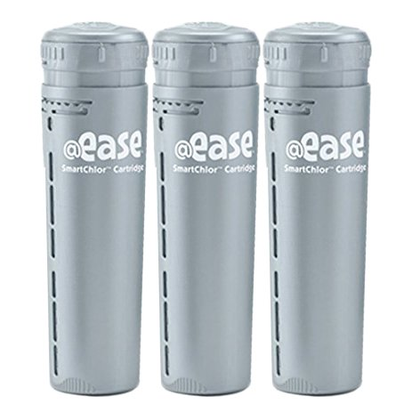 Caldera @Ease In-Line SmartChlor Cartridge 3-pack by @Ease