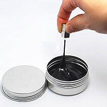 Vhouse 50g Magnetic PUTTY Mud / Plasticine / Ferrofluid / Dense Ferro Fluid + Magnet