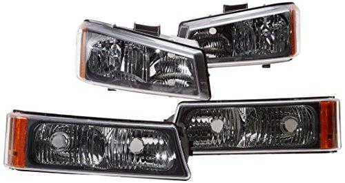 Spec D Tuning 2LBLH SIV03JM RS Chevrolet Headlights