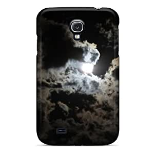 Hot Tpu Cover Case For Galaxy/ S4 Case Cover Skin - Night Sky 1920x1280