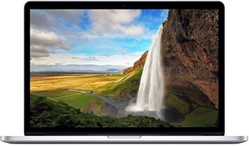 Apple Macbook Pro MJLT2LL/A 15-Inch Laptop (Intel Core i7 Processor 2.5 GHz, 16GB RAM, 512 GB Hard Drive, Mac OS X, 2015 version)