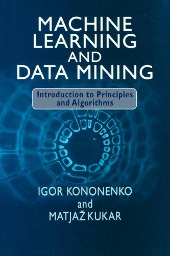 Machine Learning and Data Mining -  Igor Kononenko, Paperback