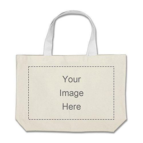 Custom Screen Print Tote Bag - 6