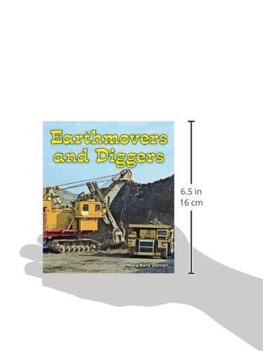 Earthmovers and Diggers (All About Big Machines: Guided Reading Level: C)