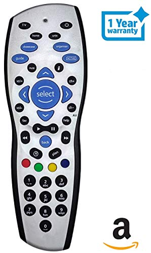Factory Tested | 1 Year Warranty Tata Sky HD Recording Universal Remote Controller