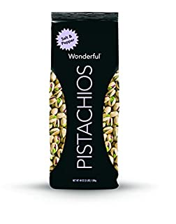 Wonderful Pistachios, Salt and Pepper Flavor, 48 Ounce Bag (B00V523IWO) | Amazon price tracker / tracking, Amazon price history charts, Amazon price watches, Amazon price drop alerts