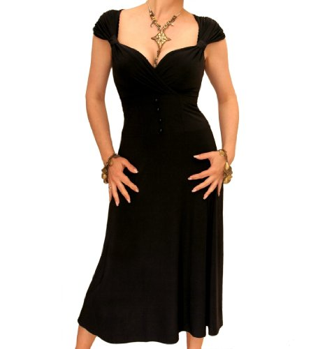 Amazon Womens Sweetheart Neckline Dress Clothing