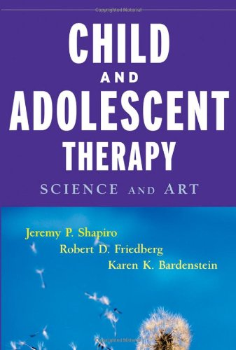 (Child & Adolescent Therapy : Science and)