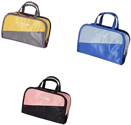 女性のためのバッグオーガナイザー、防水ポータブルプロフェッショナルメイクポーチクリエイティブ多機能収納袋大容量メイクアップ