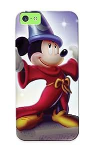 New Magia Disney Para Voc Mickey Mouse Pleta Hoje 81 Ano De Idade Tpu Skin Case Compatible With Iphone 5c