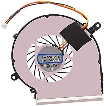 Tamkyo Ventilador De Enfriamiento Gpu Portátil para Msi Ge62 Ge72 ...