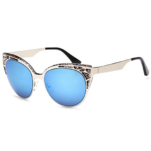 Tansle Sunglasses For Women Best Quality Copper Frame UV Protection With Free Sunglasses ()