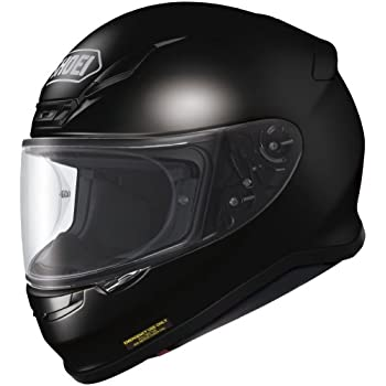 Amazon Com Shoei Solid Rf 1200 Sports Bike Racing Helmet Black