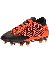PUMA Kids' Future 2.4 Fg/Ag Jr Soccer Shoe,