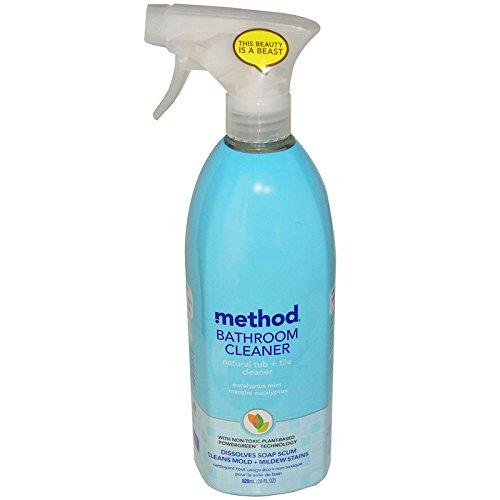 Method Bathroom Cleaner Naturally Derived Tub plus Tile...