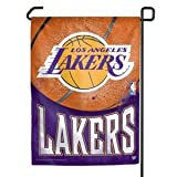 WinCraft NBA Los Angeles Lakers Garden Flag, 11''x15'', Team Color
