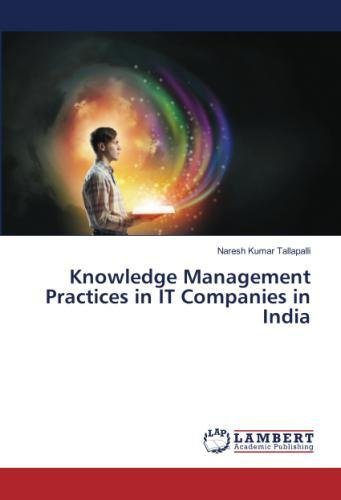 Knowledge Management Practices in IT Companies in India PDF